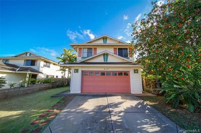 Waipahu Single Family Home For Sale: 94-1057 Kaloli Loop
