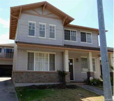 Ewa Beach Single Family Home For Sale: 91-1057 Makaike Street