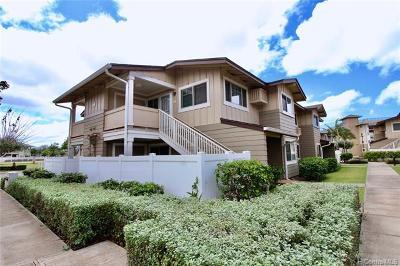 Kapolei Condo/Townhouse For Sale: 91-1017 Kamaaha Avenue #102