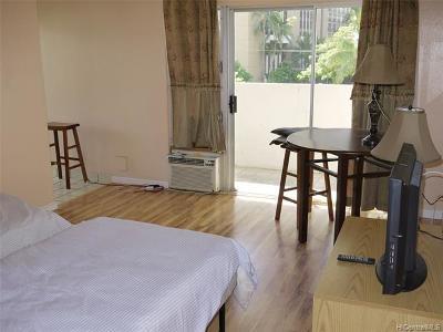 Condo/Townhouse For Sale: 2463 Kuhio Avenue #501
