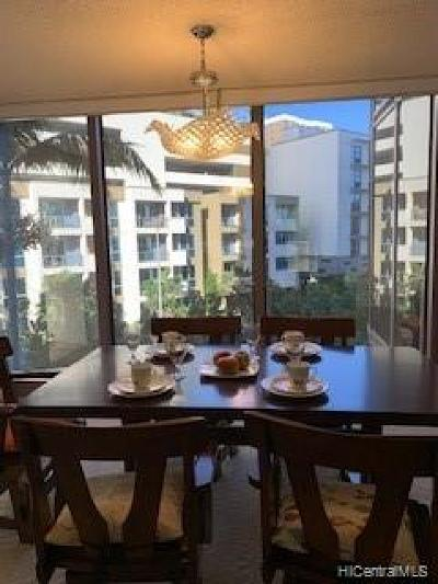 Hawaii County, Honolulu County Condo/Townhouse For Sale: 425 South Street #204