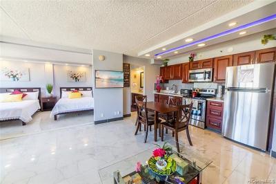 Condo/Townhouse For Sale: 201 Ohua Avenue #2203