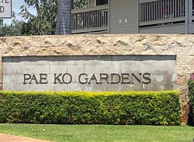 Kapolei Condo/Townhouse For Sale