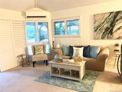 Honolulu County Condo/Townhouse For Sale: 7007 Hawaii Kai Drive #E21