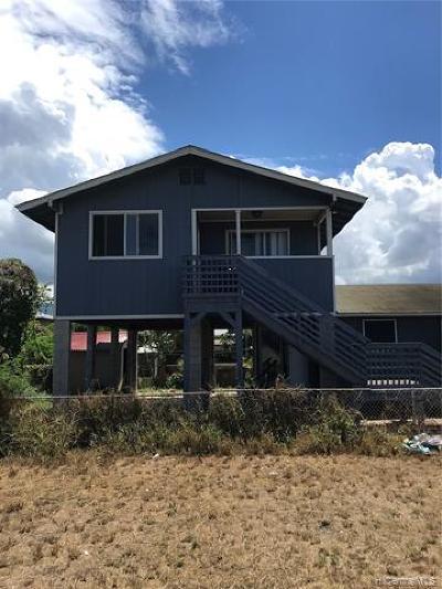Waianae Single Family Home For Sale: 87118 Linakola Street