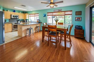 Mililani Single Family Home For Sale: 95-1228 Moea Street