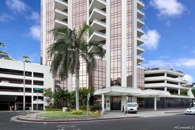 Condo/Townhouse For Sale: 725 Kapiolani Boulevard #2202