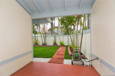 Mililani HI Condo/Townhouse For Sale: $579,000