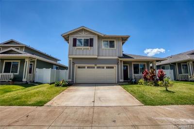 Ewa Beach Single Family Home For Sale: 91-1541 Loiloi Loop