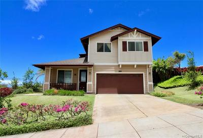 Kapolei Single Family Home For Sale: 92-592 Welo Street