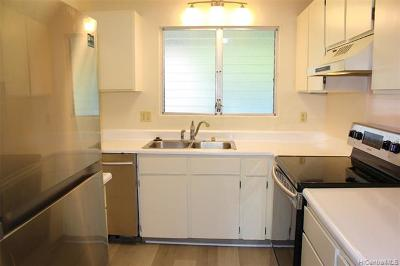Pearl City Condo/Townhouse For Sale: 98-833 Noelani Street #156