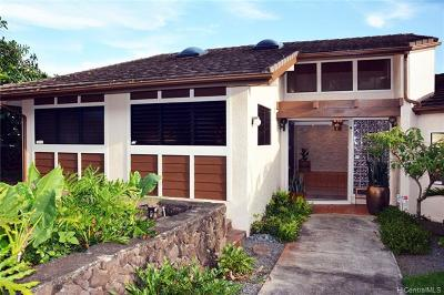 Aiea Single Family Home For Sale: 98-636 Kuini Street