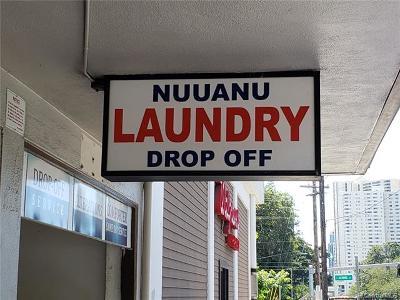 Commercial For Sale: 1627 Nuuanu Avenue