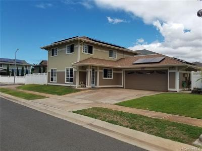 Kapolei Single Family Home In Escrow Not Showing: 91-1080 Kaupea Street