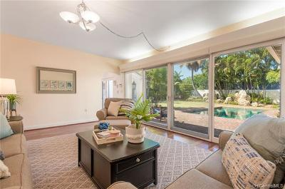 Single Family Home For Sale: 4388 Kahala Avenue