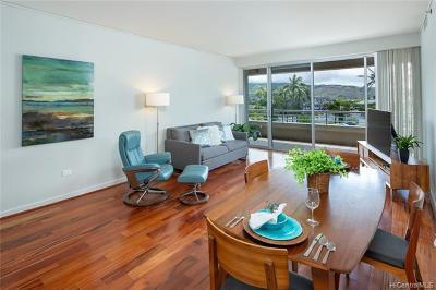 Honolulu Condo/Townhouse For Sale: 1 Keahole Place #3407