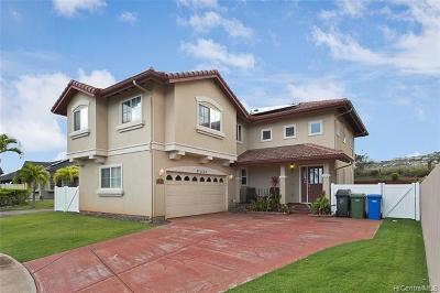 Kapolei Single Family Home For Sale: 91-1422 Halahinano Street