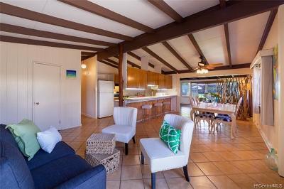 Single Family Home For Sale: 882 Alahaki Street