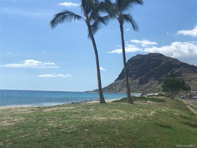 Waianae Residential Lots & Land For Sale: 87-2014 Farrington Highway