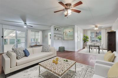 Wahiawa Single Family Home For Sale: 135 Plum Street