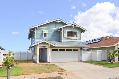 Waianae Single Family Home For Sale: 87-1138 Anaha Street