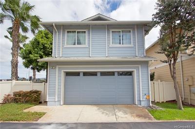 Ewa Beach Single Family Home For Sale: 91-1001 Keaunui Drive #57