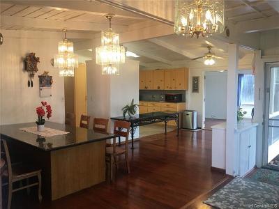 Single Family Home For Sale: 92-634 Palailai Street