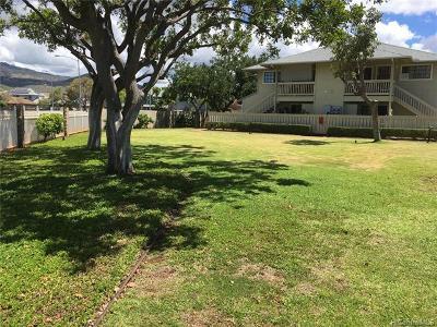 Kapolei Condo/Townhouse For Sale: 91-1020 Kaiau Avenue #2C