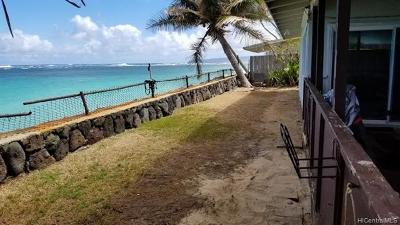 Honolulu County Single Family Home For Sale: 68-667 Hoomana Place