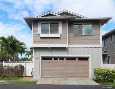 Ewa Beach Single Family Home For Sale: 91-2000 Kanela Street #M-83