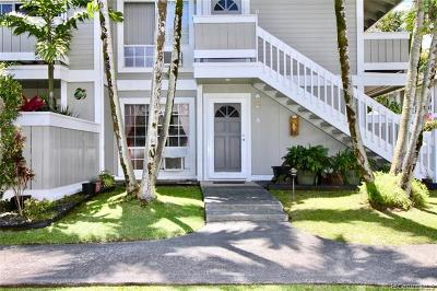Kaneohe Condo/Townhouse For Sale: 46-1002 Emepela Way #25A