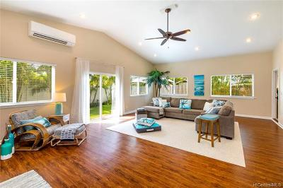 Kailua Single Family Home For Sale: 564 Wanaao Road