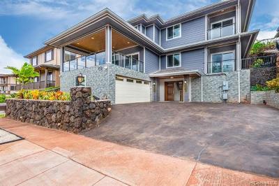 Kapolei Single Family Home For Sale: 92-1200 Pueonani Street