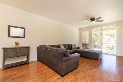 Mililani Condo/Townhouse For Sale: 95-920 Wikao Street #A103