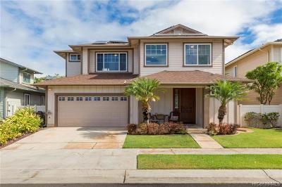 Ewa Beach Single Family Home For Sale: 91-1146 Pekau Street
