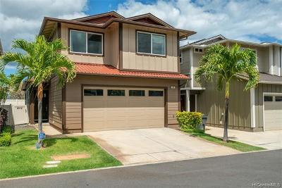 Single Family Home For Sale: 91-6221 Kapolei Parkway #307