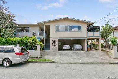Single Family Home For Sale: 1749 Nalani Street