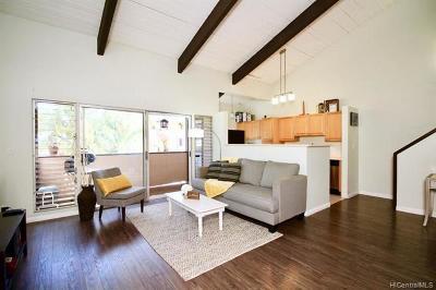 Aiea Condo/Townhouse For Sale: 98-452 Kilinoe Street #8802