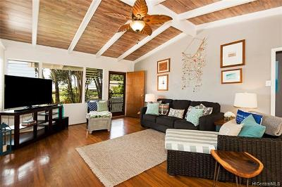 Kaneohe HI Single Family Home For Sale: $925,000