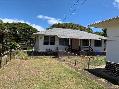 Pearl City Multi Family Home For Sale: 98-211 Kaluamoi Place