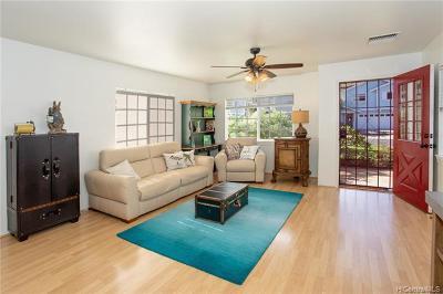 Waianae Single Family Home For Sale: 87-1058 Huamoa Street