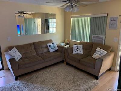 Kapolei Condo/Townhouse For Sale: 91-1034 Kaiau Avenue #9A