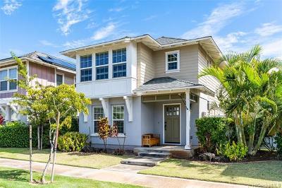 Single Family Home For Sale: 91-1049 Kaiamalo Street
