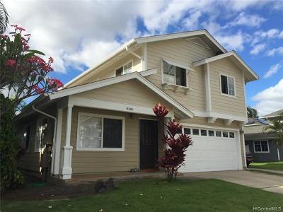 Waianae Single Family Home For Sale: 87-1050 Huamoa Street