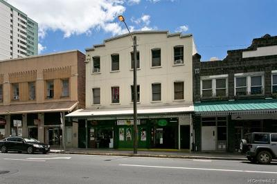 Commercial For Sale: 65 N Beretania Street