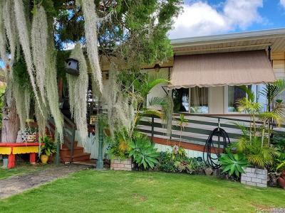 Single Family Home For Sale: 128 Makani Avenue