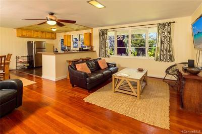 Kailua Single Family Home For Sale: 630 Wailepo Street