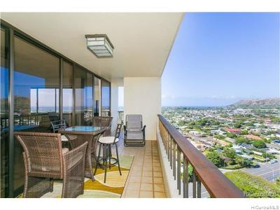 Hawaii County, Honolulu County Rental For Rent: 4340 Pahoa Avenue #18C