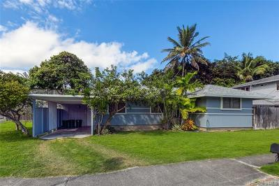 Multi Family Home For Sale: 630 Wailepo Street