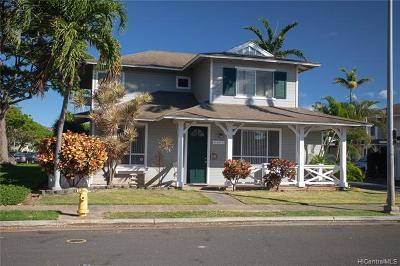 Kapolei Single Family Home For Sale: 91-208d Hoewaa Place